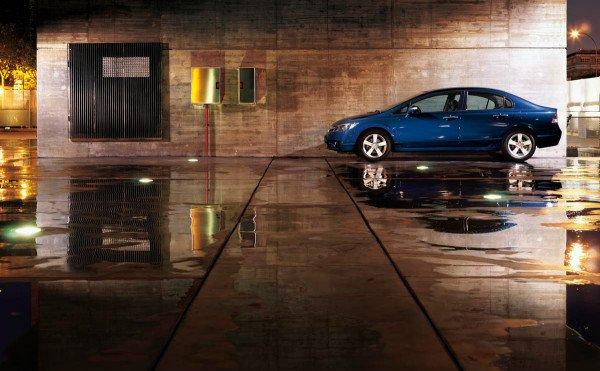 обзор-Honda Civic