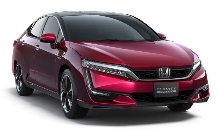 Honda Clarity (Хонда Кларити)