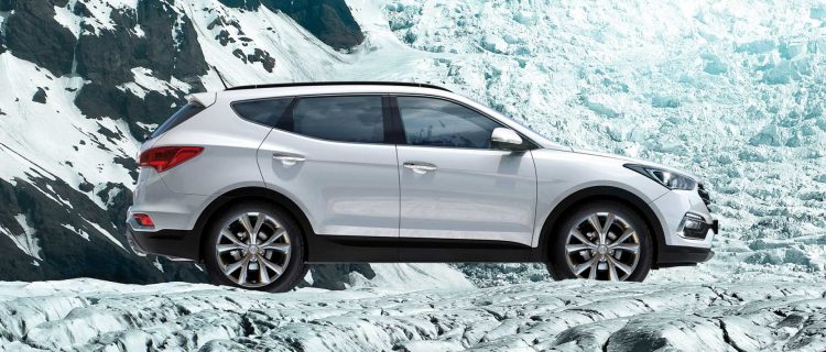 Hyundai Santa Fe Premium (Хендай Санта Фе Премиум)