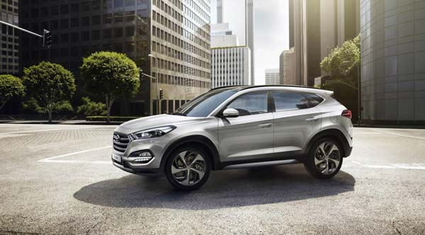 Комплектации Hyundai Tucson 2016-2017