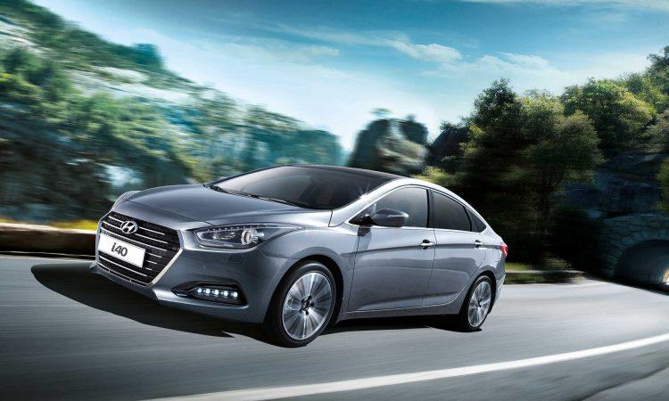 Hyundai i40 (Хендай Ай 40)