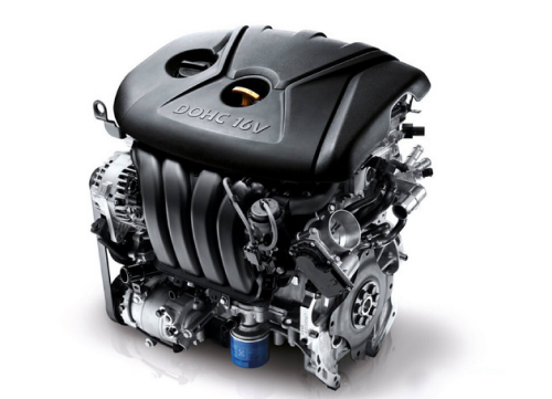 Новый двигатель Hyundai i40
