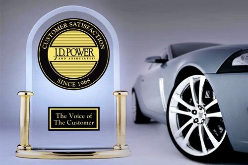 J.D. Power & Associates – одно из самых известных американских независимых маркетинговых агентств