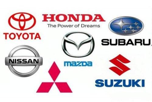 Японские марки автомобилей
