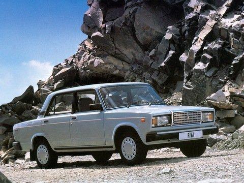 Экспортная Lada Riva