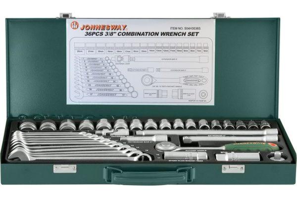 Автомобильный набор инструментов Jonnesway