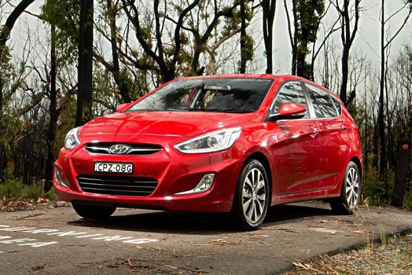 Клиренс Hyundai Accent