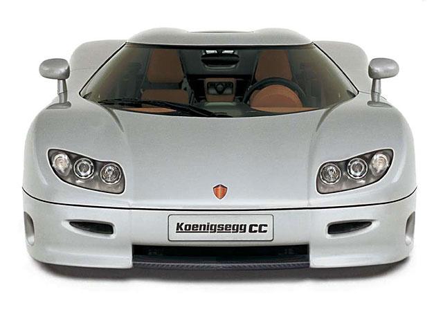 Koenigsegg CC8S 4.7 V8