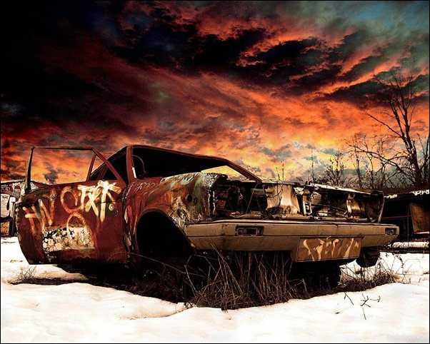 Коррозия - главный враг кузова автомобиля