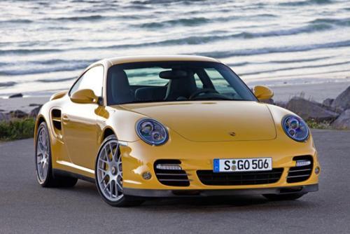 Купе Porsche 911 Turbo