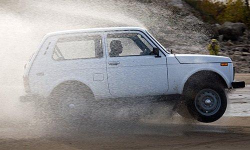 Lada 4x4 повышенной проходимости