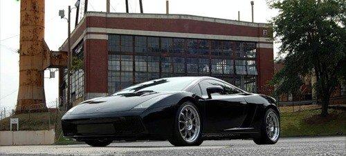Lamborghini Gallardo – мужская сущность