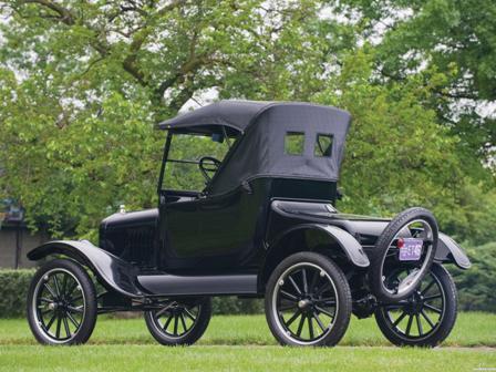 Легендарный Ford Model T