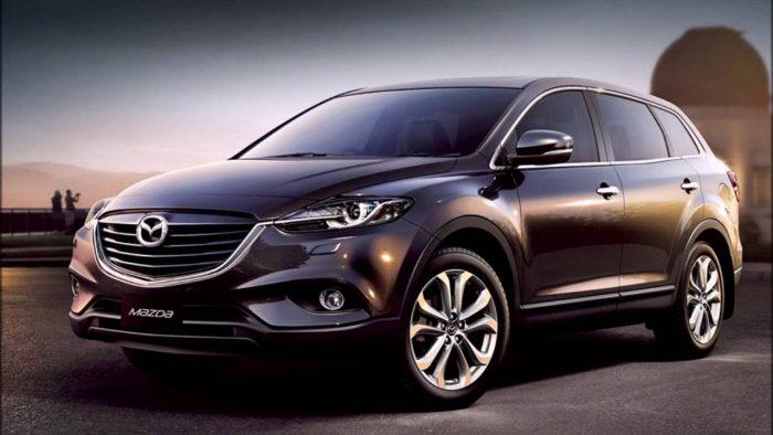 Внешний вид Mazda CX 9