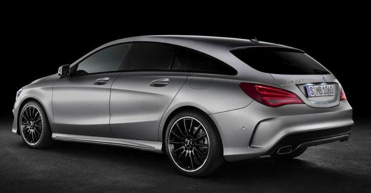 Mercedes-Benz CLA Shooting Brake (Мерседес-Бенц CLA Shooting Brake)