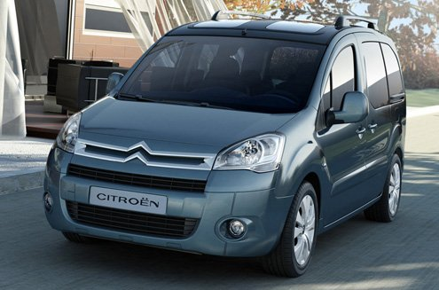 Минивэн Citroen Berlingo
