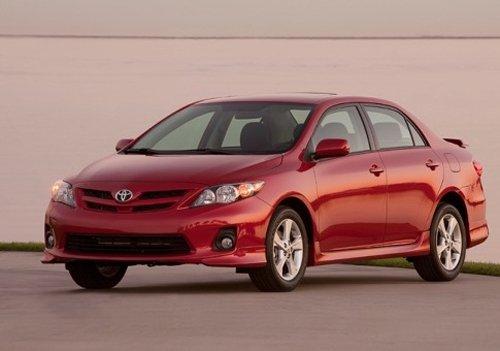 Мировой лидер продаж Toyota Corolla
