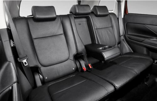 Задние кресла Mitsubishi Outlander XL