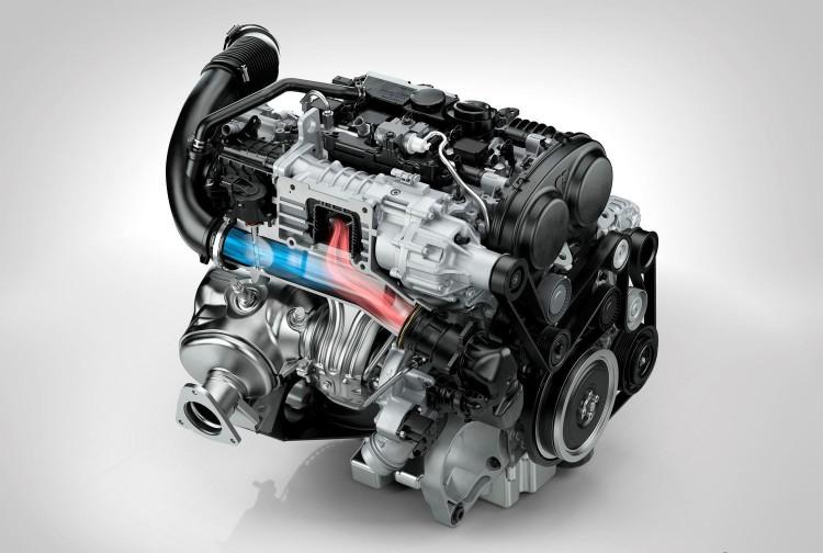 Пятицилиндровый мотор Volvo s60
