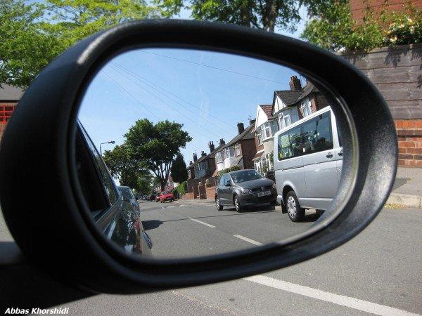 Настройка зеркал автомобиля