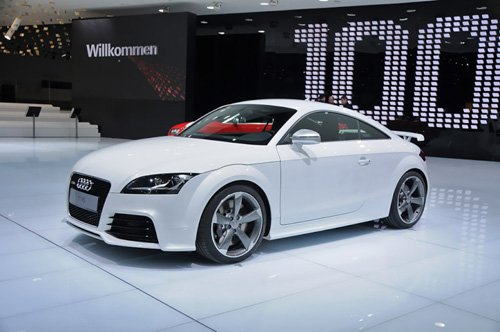 Audi TT супер автомобиль для женщин
