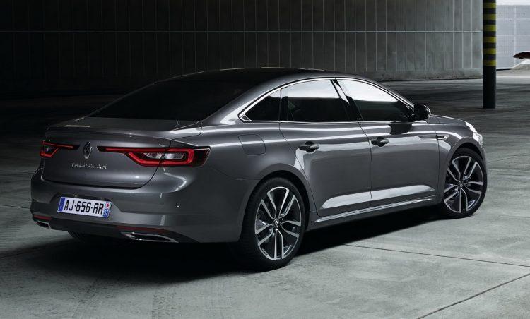 Комплектации и цены Рено Талисман 2016-2017 года в новом кузове