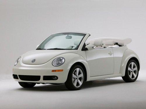 New Beetle любимец женщин и девушек