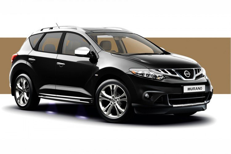 Nissan Murano цена