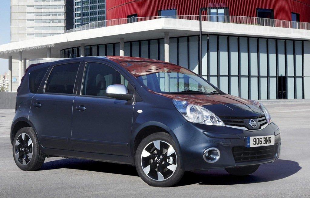Nissan Note - отличный выбор среди компактных семейных автомобилей