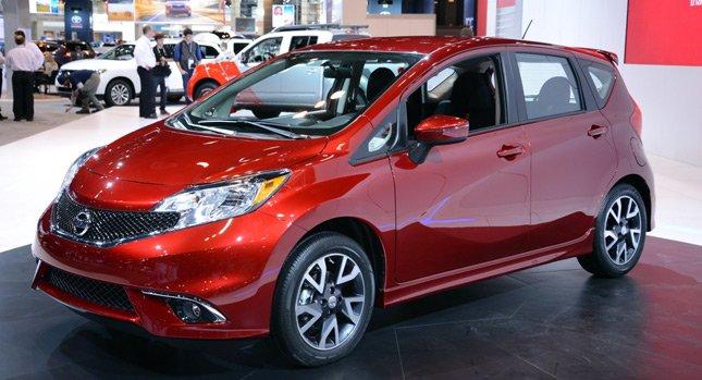 Особенности Nissan Note 2017 модельного года