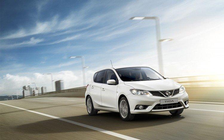 Технические характеристики Nissan Tiida 2016-2017