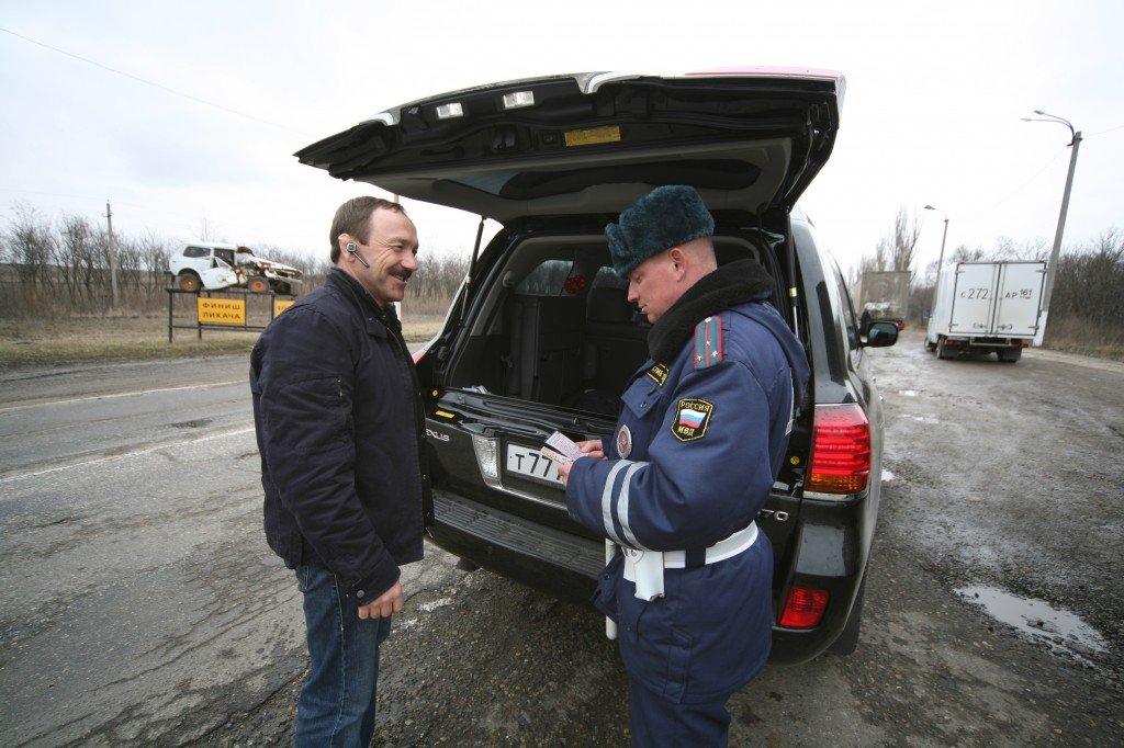 Приняли новые штрафы за нарушение ПДД