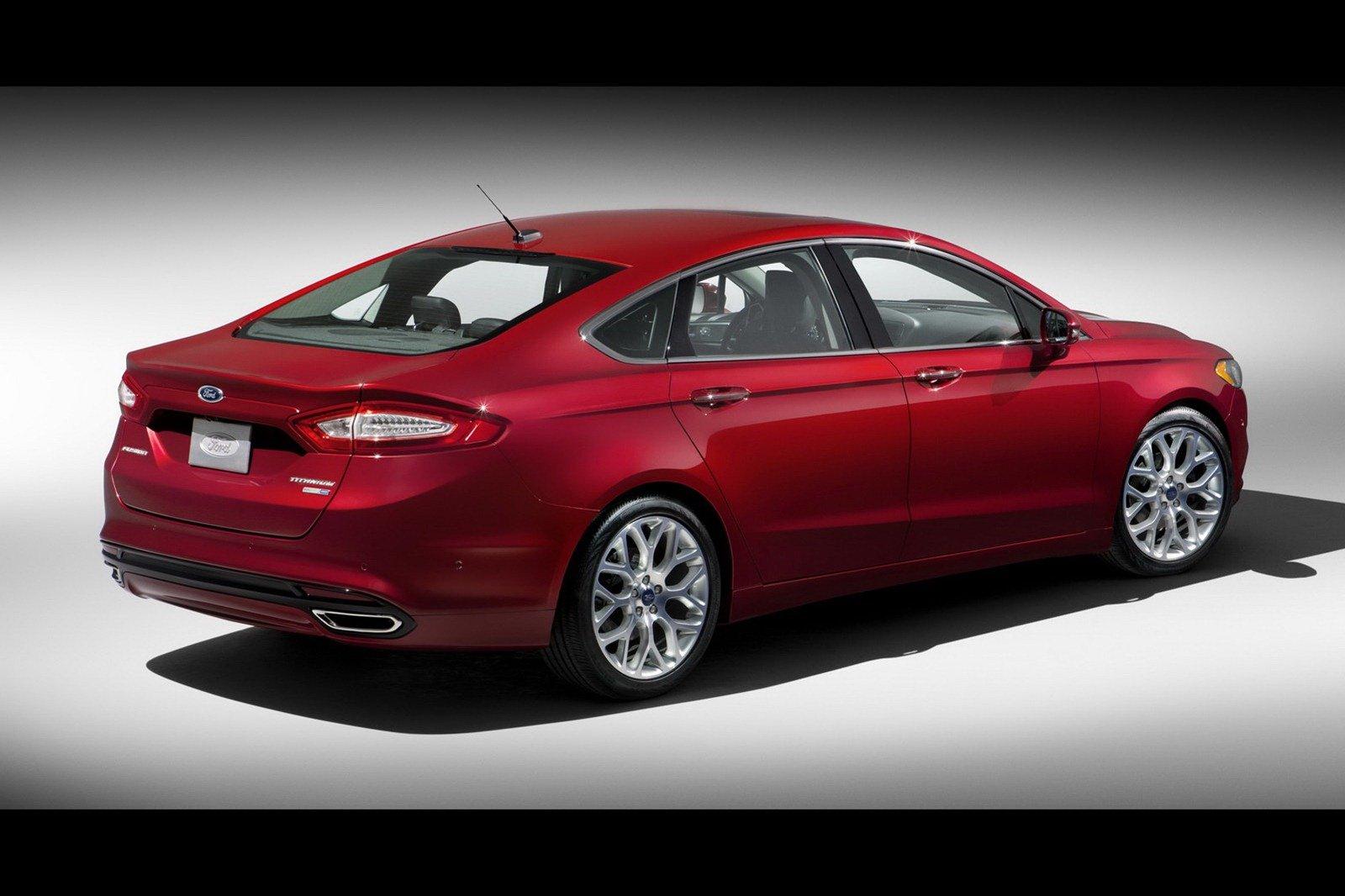 Ford Mondeo - получил отличный дизайн