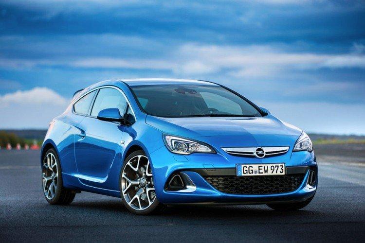 Opel Astra OPC фото