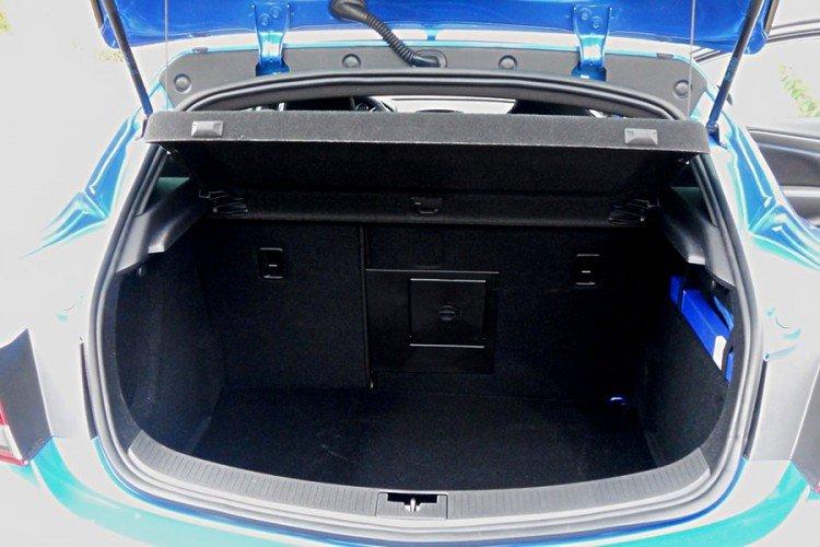 Багажник Opel Astra OPC
