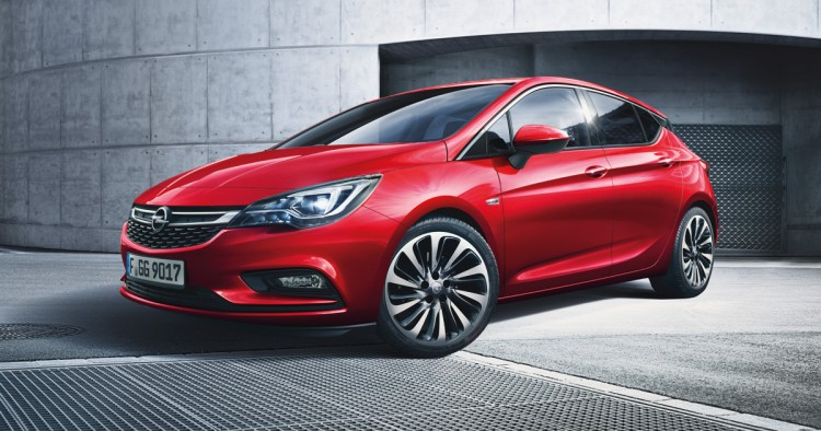 Особенности Opel Astra 2016-2017 модельного года