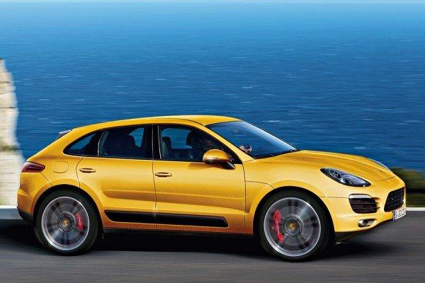 Стоимость Porsche Macan