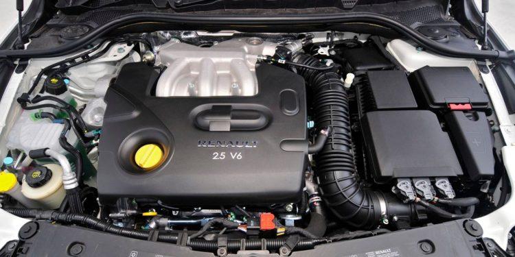 Двигатель Рено Латитьюд 2016-2017