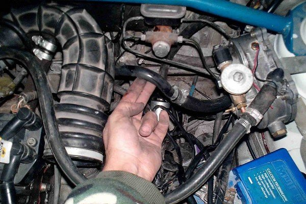 Ремонт топливной системы ВАЗ 2110