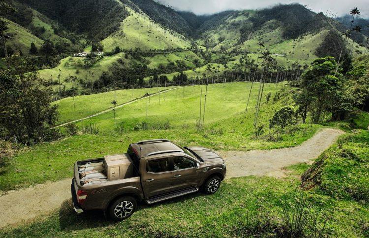Южноамериканские фермеры довольны новым пикапом Рено