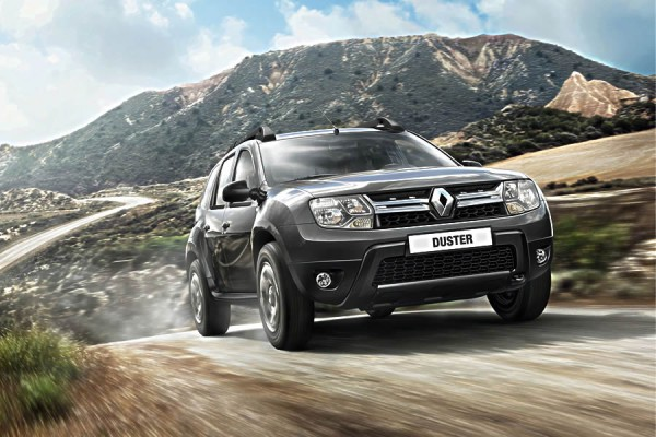 Renault Duster 2016-2017 фото