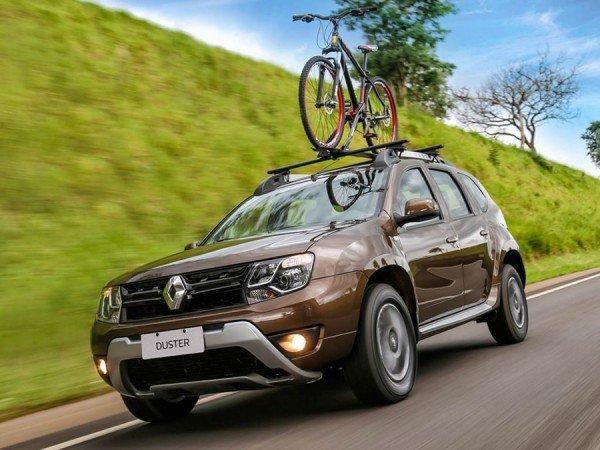 Renault Duster 2016-2017 цена