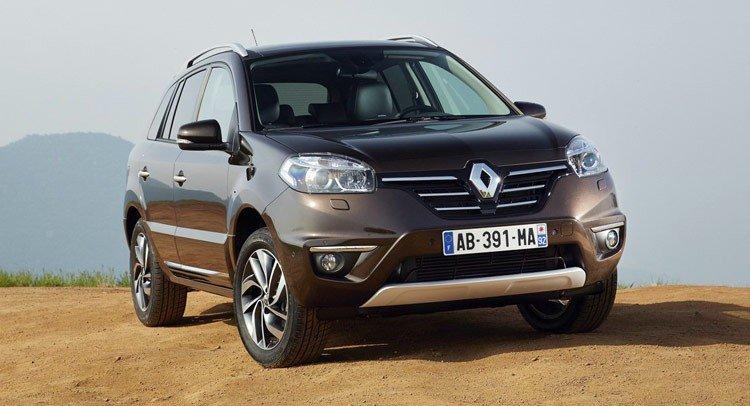 Стоимость Renault Koleos