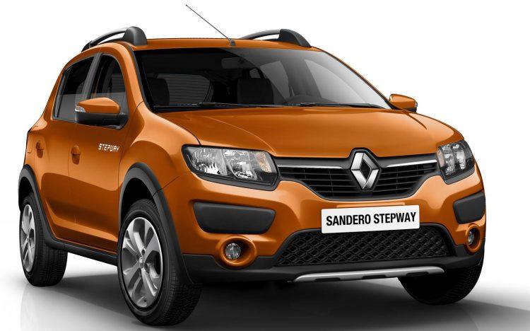 Renault Sandero Stepway (Рено Сандеро Степвей)