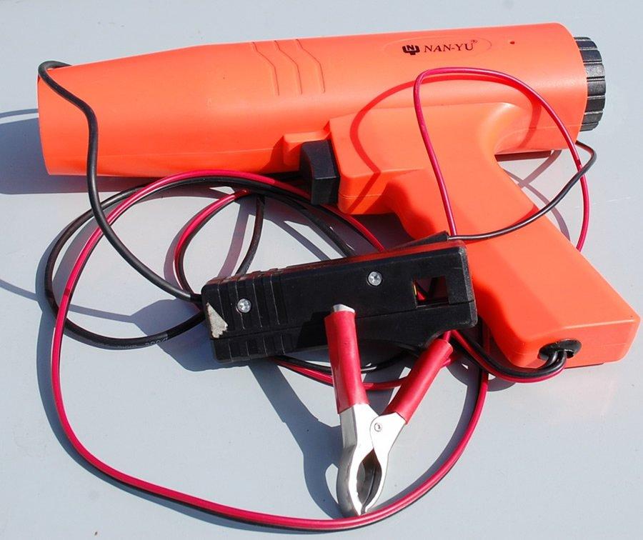 Стробоскоп для установки зажигания своими руками из