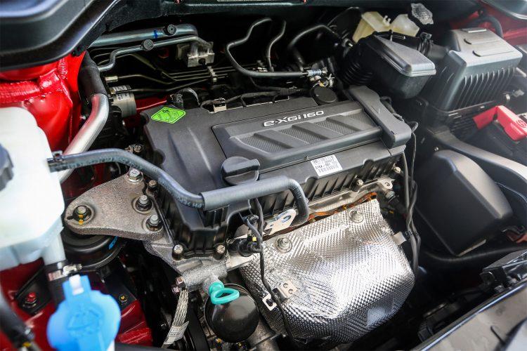 Бензиновый двигатель e-XGi160