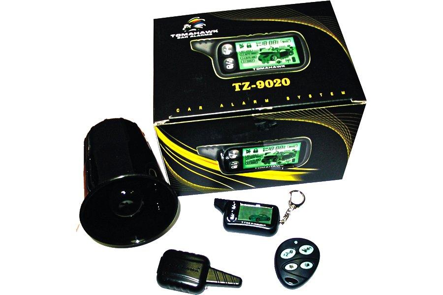 томагавк сигнализация Tz 9030 инструкция по применению - фото 6
