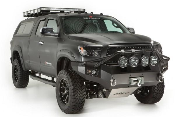 Toyota Tundra супер-охотник