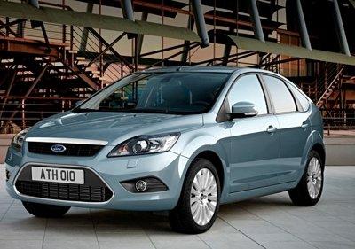 Уступивший позиции Ford Focus
