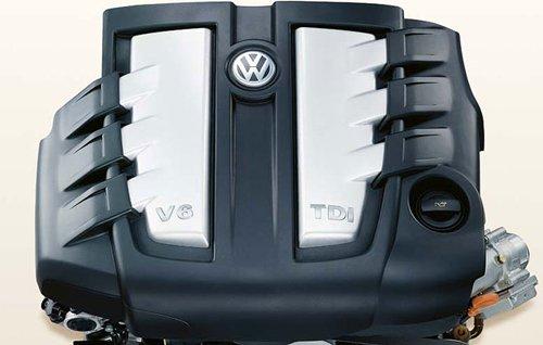 Шестицилиндровый турбодизель компании Volkswagen